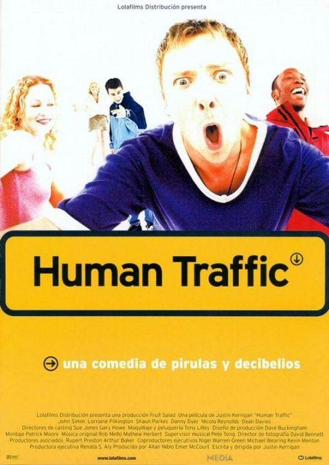 Human Traffic Poster